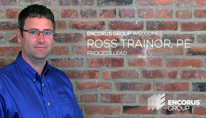 Welcome Ross Trainor, PE!