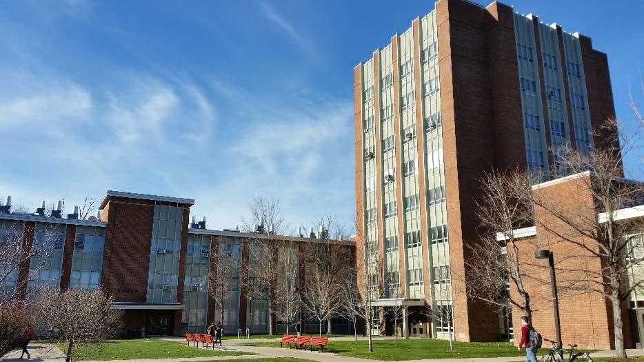 SUNY Binghamton Science II Tower Plumbing Renovation
