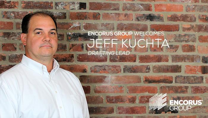 Welcome Jeff Kuchta!