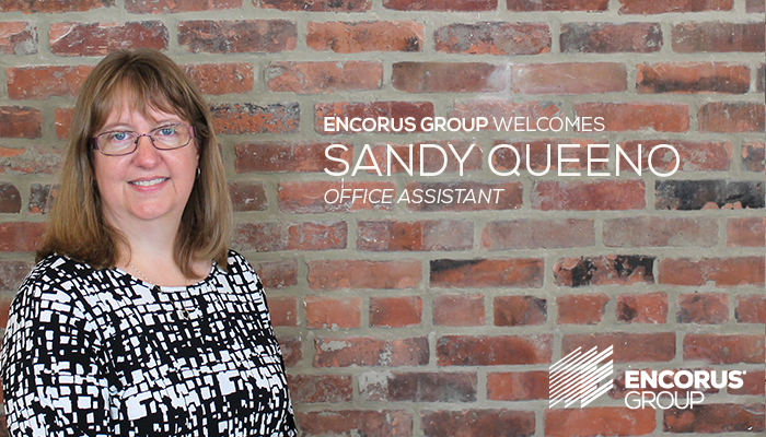 Welcome Sandy Queeno!