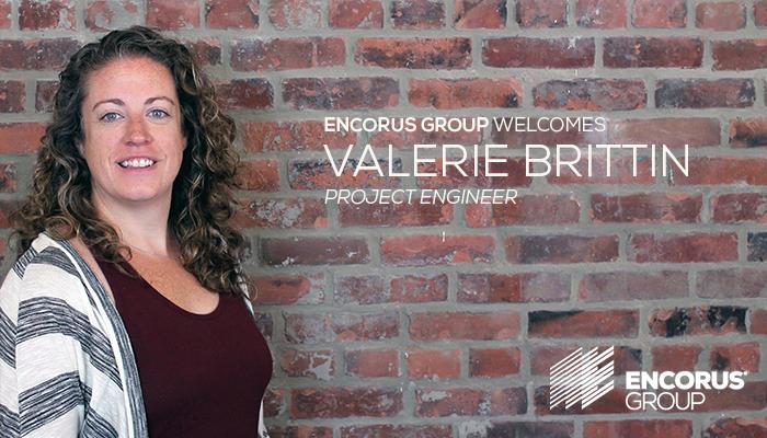 Welcome Valerie Brittin!