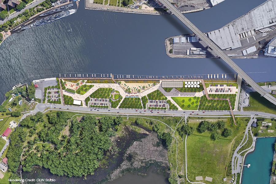 First Buffalo River Marina Capital Improvements